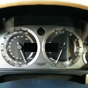 AM instrument panel