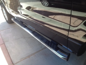 Ford F-150 running board