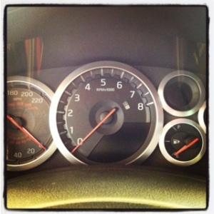 GTR gauges
