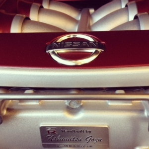 GTR handbuilt
