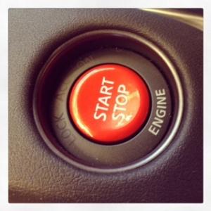 GTR start button