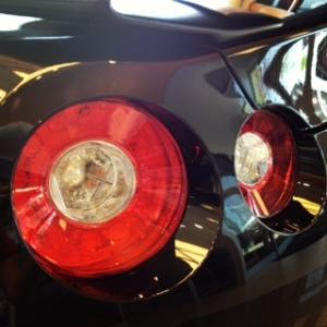 GTR taillight