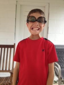 Wesley goof