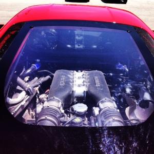 458 engine