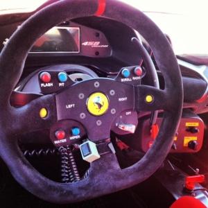 458 steering wheel