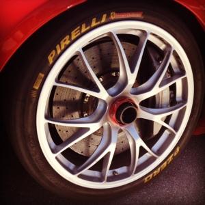 458 wheel