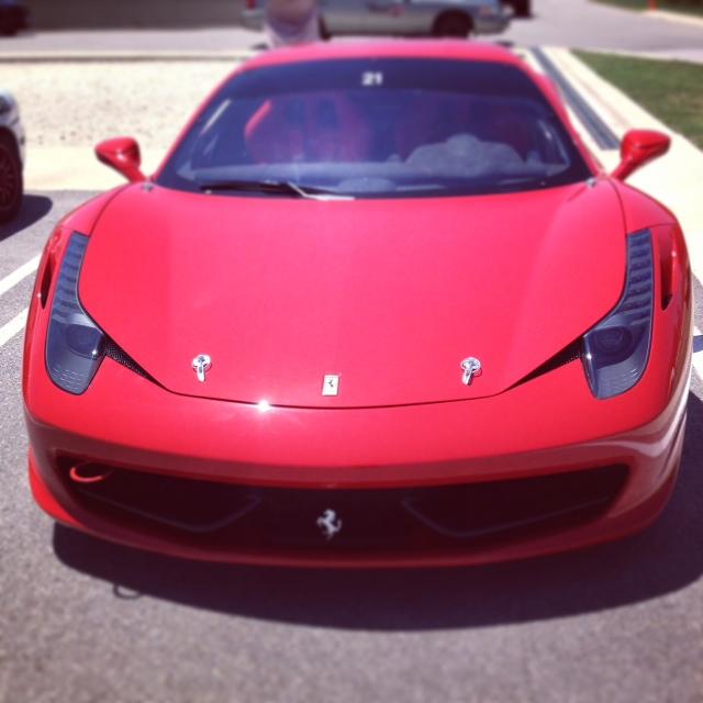 Ferrari 458 Challenge: The Photo Essay