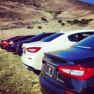 Maserati lineup 2