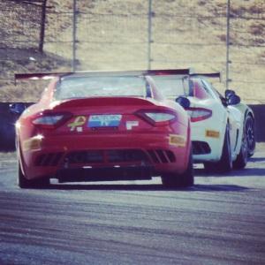 Maserati Trofeo 5