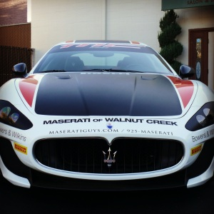 Maserati Walnut Creek