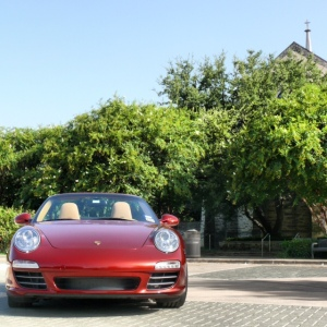 Porsche chapel
