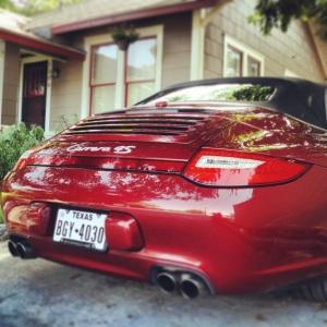 Porsche College Street