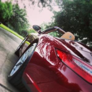Porsche swoon
