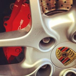 Porsche wheel 2