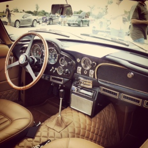 AM DB6 interior 2