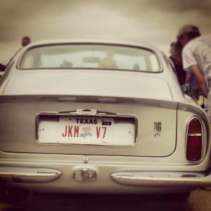 AM DB6 rear
