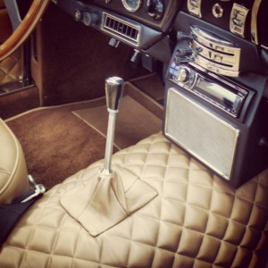 AM DB6 shifter