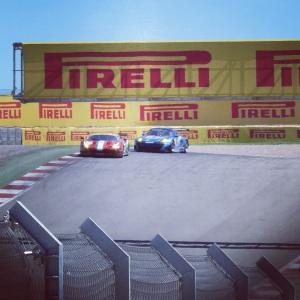 Ferrari Porsche WEC