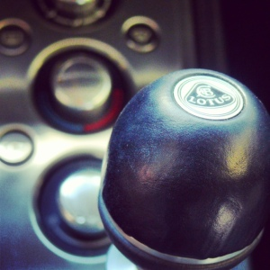 Lotus Evora shifter