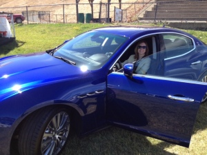 Maserati Ghibli me 2