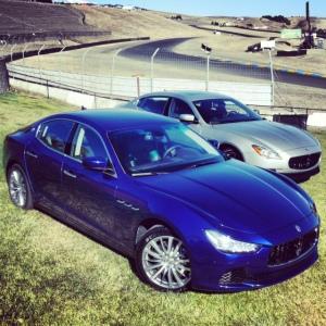 Maserati Quattro Ghibli 2