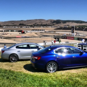 Maserati Quattro Ghibli