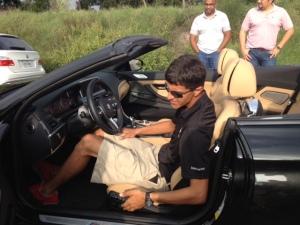 BMW Adam