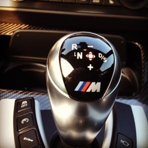 BMW M shifter