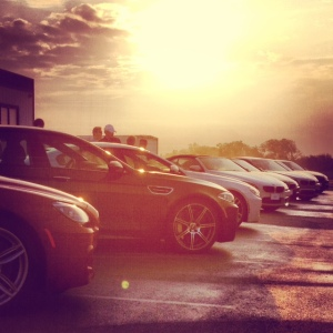 BMW sunrise 2