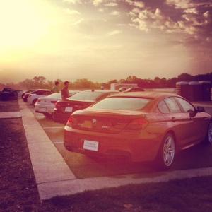 BMW sunrise
