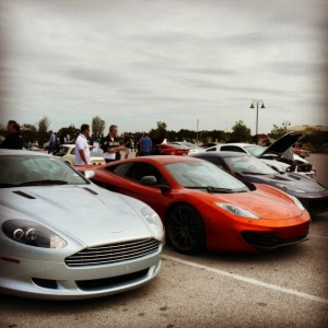 Cars and Coffee 11-10-13