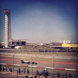F1 practice 3