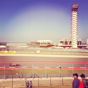 F1 practice 4