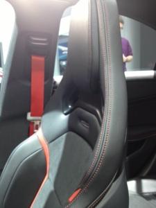 CLA seat