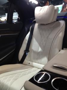 S class interior 5