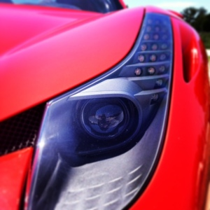 458 headlight 2