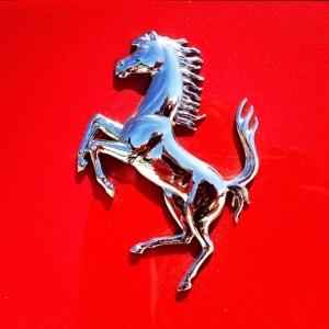 458 prancing horse 2