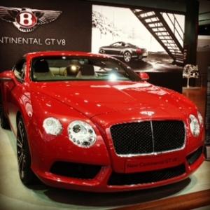Bentley Conti GTV8