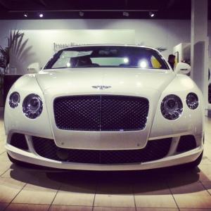 Bentley Conti