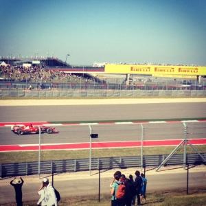F1 practice
