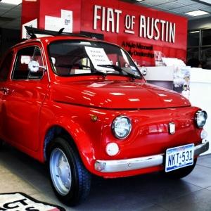 Fiat classic