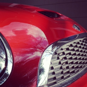 JCW grille