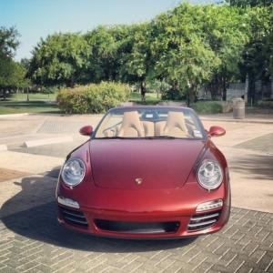 Porsche front SU