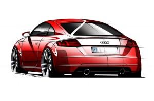TT sketch rear
