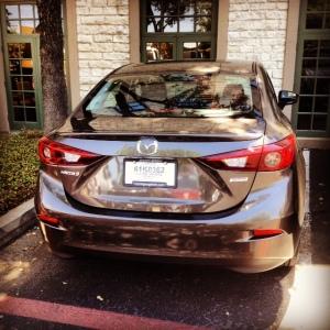 Mazda3rear