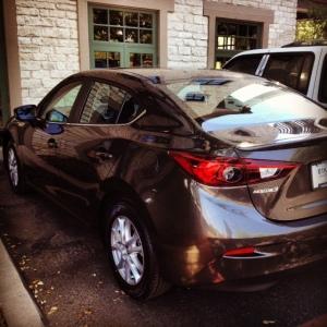 Mazda3side