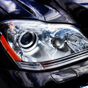 GL headlight