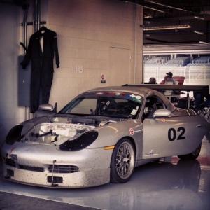 PCA garage gray