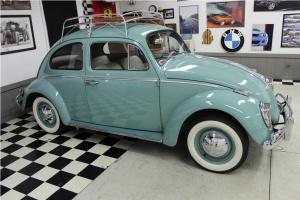 VW Beetle 1963